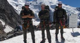 Wyprawę na Mont Blanc zadedykowali koledze