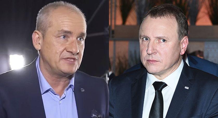 Michał Olszański wyrzucony z
