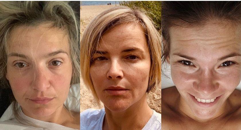 Polskie gwiazdy bez makijażu zdjęcia