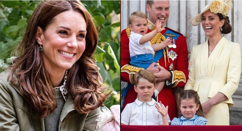 Księżna Kate ponownie w ciąży