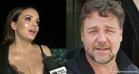 Anna Wendzikowska ujawnia: Russell Crowe chciał się umówić ze mną na kolację
