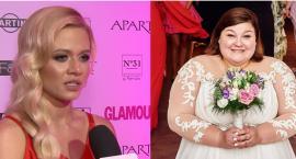 Katarzyna Dziurska broni Dominiki Gwit: Dobrze, że się nie wstydzi swojej otyłości