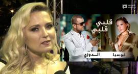 Gosia Andrzejewicz zrobiła furorę w Maroku: Podobam się tam, bo jestem blondynką
