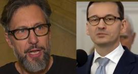 Szymon Majewski: Największym koszmarem byłoby obudzić się w garniturze Morawieckiego