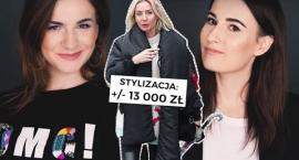 Stylizacja Agnieszki Woźniak-Starak warta 13 tys. zł odtworzona za 500 zł. ZOBACZ