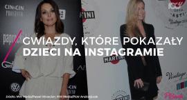Te gwiazdy pokazują swoje dzieci na Instagramie! Nie dbają o prywatność?