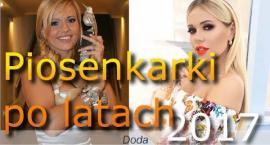 Polskie piosenkarki na początku kariery i teraz. Zobacz, jak się zmieniły