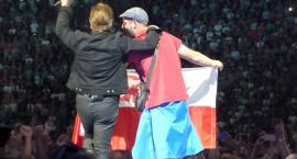 Bono z U2 podczas koncertu zaapelował o wolność dla Polski! ZOBACZ