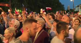 Cała Polska wyszła na ulice w obronie niezawisłości sądów i demokracji. ZOBACZ!