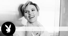 Scarlett Johansson w (nie)rozbieranej sesji dla Playboya. Zobacz szczery wywiad