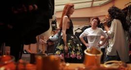 Ewa Minge i kobiety z nowotworem stworzyły kolekcję na paryski Fashion Week