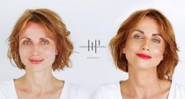 Katarzyna Zielińska bez makijażu. Zobacz jej spektakularną metamorfozę