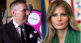 Krzysztof Gojdź ocenia Agatę Dudę i Melanię Trump. Która jest ładniejsza?