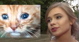 Julia Wróblewska potępiła czyn 10-latki, która okaleczyła kota