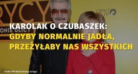 Maria Czubaszek zmarła, bo miała anoreksję? Wojciech Karolak szczerze o swojej żonie