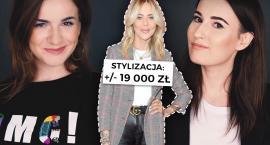 Stylizacja Mai Sablewskiej za 19 tysięcy złotych odtworzona z ubrań z sieciówek