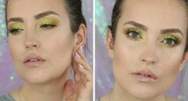 Limonkowy makijaż na lato. Zobacz, jak zrobić prosty i efektowny make-up!
