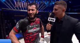 Mamed Khalidov wygwizdany przez publiczność. Zdenerwowany przerwał wywiad!