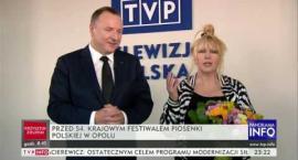 Maryla Rodowicz wystąpi w Opolu? Kto znalazł się na czarnej liście Kurskiego?