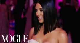 Kim Kardashian najskromniej ubraną gwiazdą na Gali MET. Zobacz minimalistyczny look