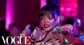 Rihanna w szokującej stylizacji na Gali MET 2017. Zobacz, jak wyglądała!