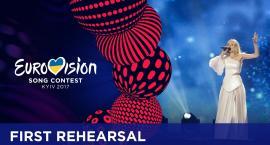 Tak będzie wyglądał występ Kasi Moś na Eurowizji 2017. Mamy pierwsze wideo z próby!