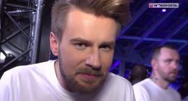 Marcin Mroziński woli być Martinem Fitchem.