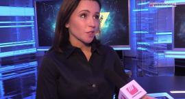 Tadla wzruszyła się podczas wywiadu: