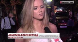 Agnieszka Kaczorowska o