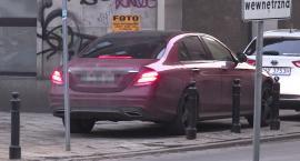 Anna Mucha złamała zakaz parkowania