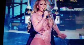 Fatalna sylwestrowa wpadka Mariah Carey