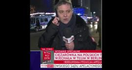 Dziwna relacja korespondenta TVP z Berlina