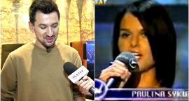 Maciek Rock wspomina pierwsze spotkanie z Pauliną Sykut: