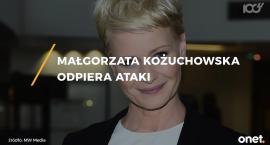 Małgorzata Kożuchowska odpowiedziała na komentarze oburzonych internautów