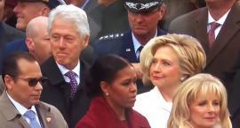 Zabójcze spojrzenie Hillary Clinton