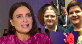 Joanna Horodyńska ostro o Krystynie Pawłowicz: Jest mniej elegancka niż Beata Szydło