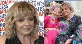 Katarzyna Grochola nie jest w konflikcie z córką?