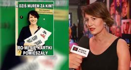 Maja Ostaszewska została bohaterką memów.