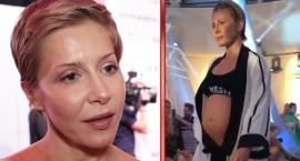A jednak! Katarzyna Warnke pokazała się w zaawansowanej ciąży