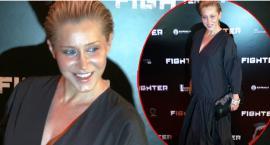 Katarzyna Warnke ukryła zaawansowaną ciążę w przepastnej sukni