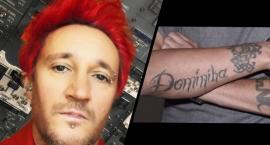 Ani śladu po małżeństwie Tajner i Wiśniewskiego? Michał również usuwa tatuaż!