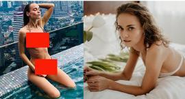 Zniewolona pokazała roznegliżowane zdjęcia. Katerina Kowalczuk wcale nie jest tak skromna, jak w serialu