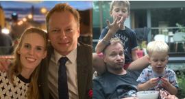 Maciej Stuhr jest okrutnie hejtowany, bo wychowuje dziecko swojej obecnej żony