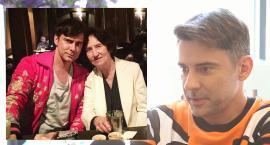 Marcin Tyszka o Instagramie swojej mamy: Non stop piszą do niej młodsi panowie