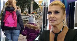Kasia Skrzynecka pokazała córce program o zagrożeniu pedofilskim: Powinny oglądać również dzieci