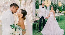 Ach, co to był za ślub! Greckie wesele Mariny i Wojtka Szczęsnych