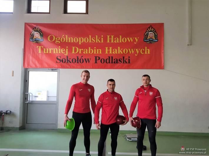 Sport Pożarniczy, Kolejne sukcesy Piotra Sadowskiego Sporcie Pożarniczym (VIDEO) - zdjęcie, fotografia
