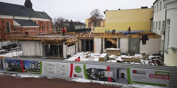 Starosta i Powiat, Przegląd inwestycji powiatu przasnyskiego - zdjęcie, fotografia