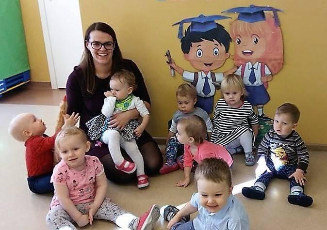 Przedszkola i Żłobki, Ogłoszenie naborze dzieci Żłobka - zdjęcie, fotografia