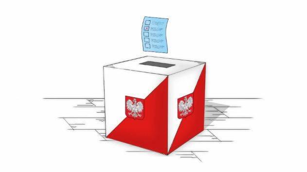 Wybory , Powiatu Przasnyskiego - zdjęcie, fotografia